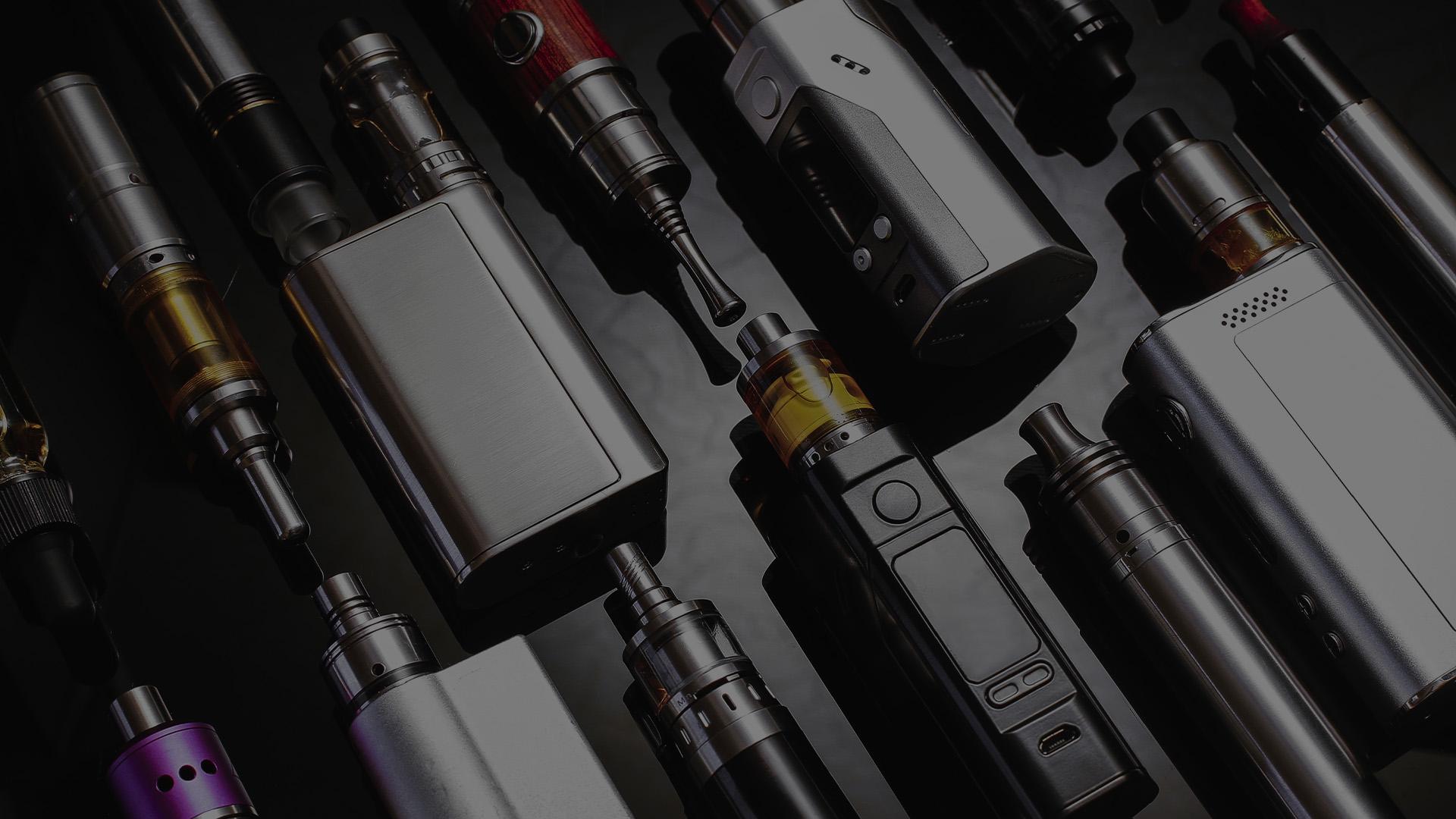 e-cigarette est toute une planete