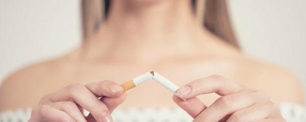 arrêter la cigarette